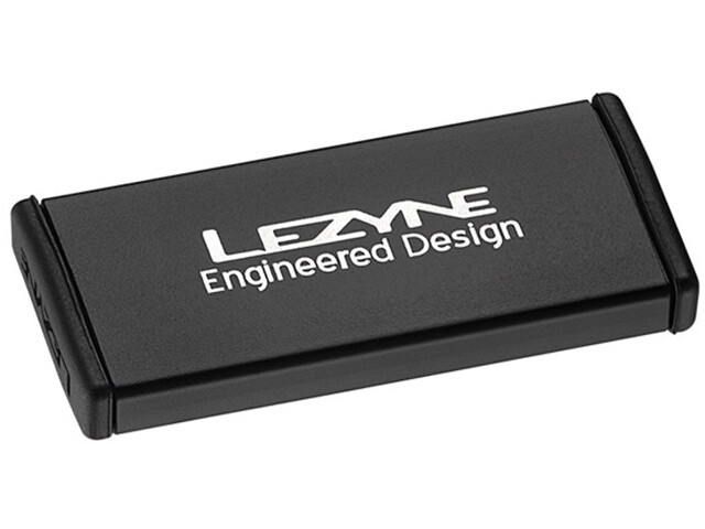 Lezyne Metal Kit Set de reparación, black